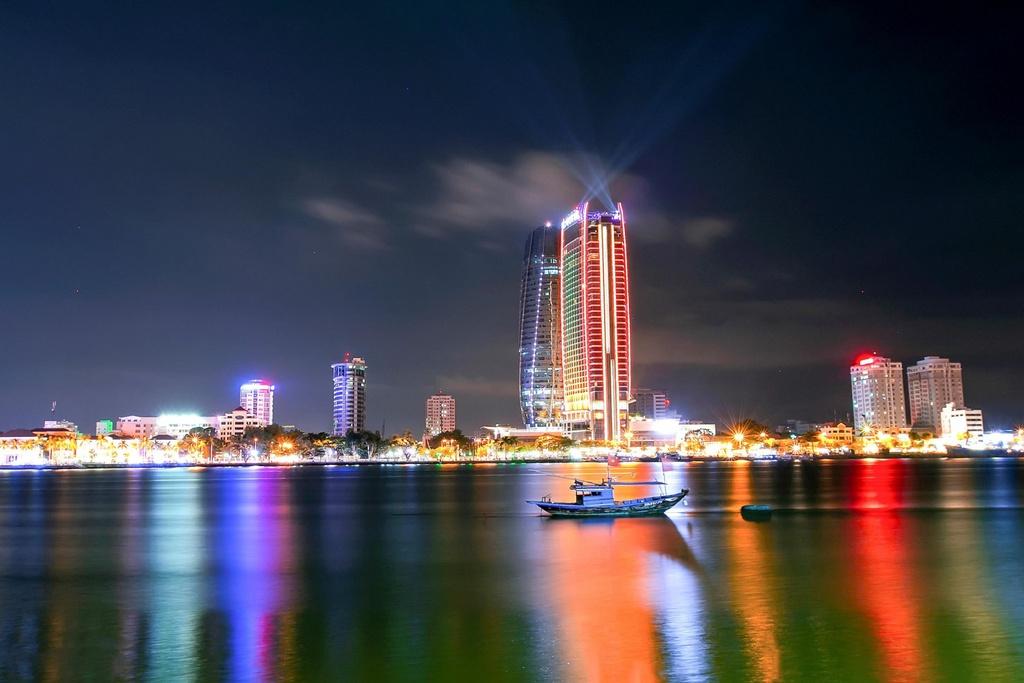 Nhiều lần thế giới vinh danh Đà Nẵng là điểm đến tuyệt bậc nhất